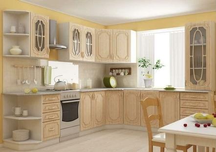 кухонные гарнитуры в Самаре