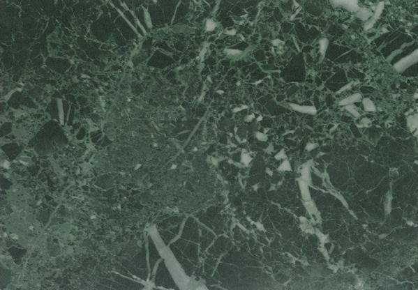 Мрамор зеленый глянец