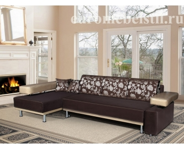 """Угловой диван """"Инфинити"""""""