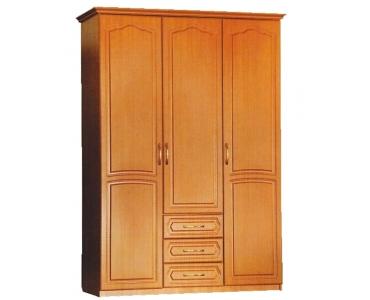 Шкаф 3-х створчатый №2